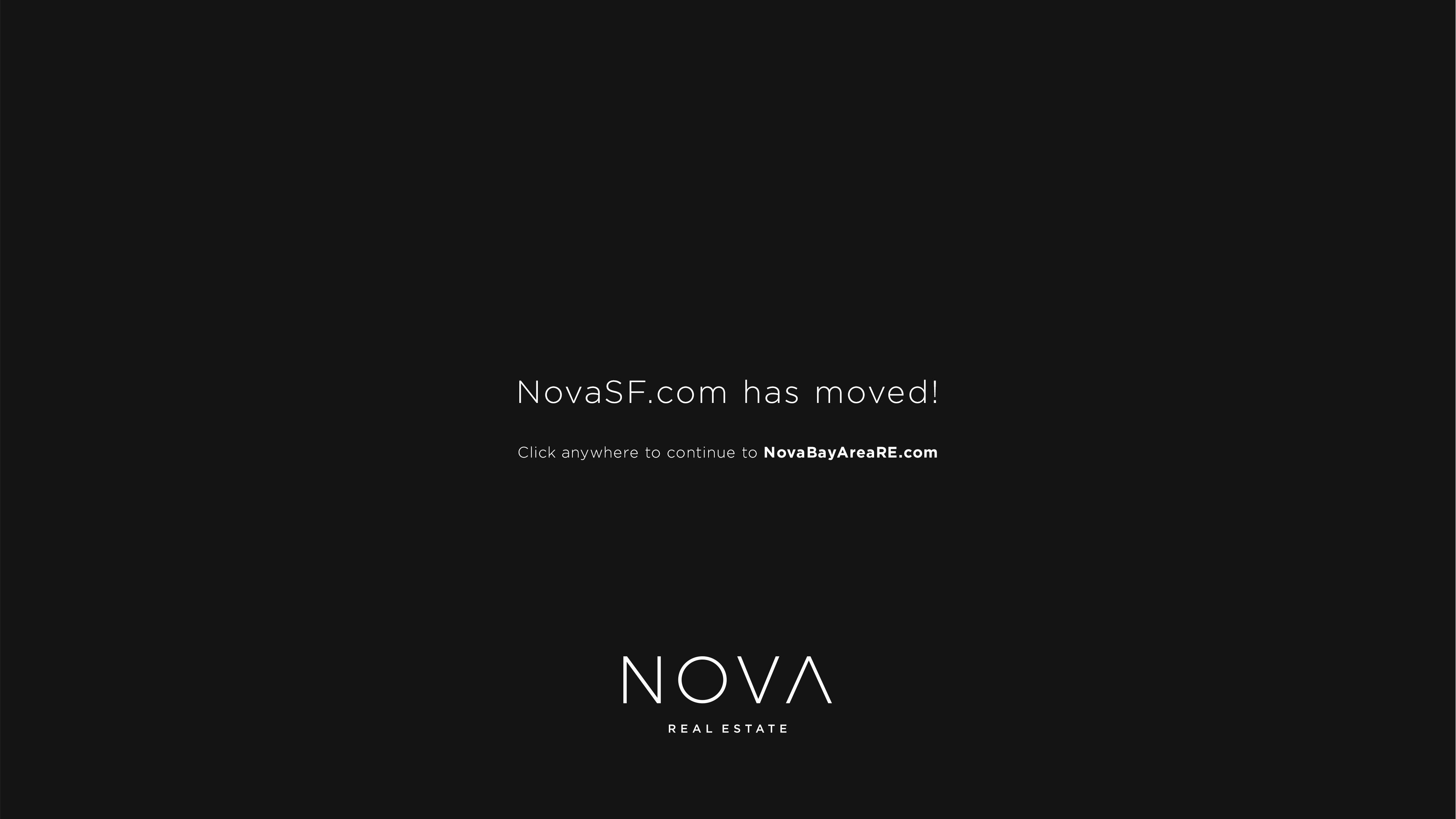 NovaSF.com has moved!